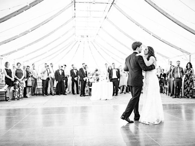 MaryBeth and Nick's Wedding in Newport, Rhode Island 32