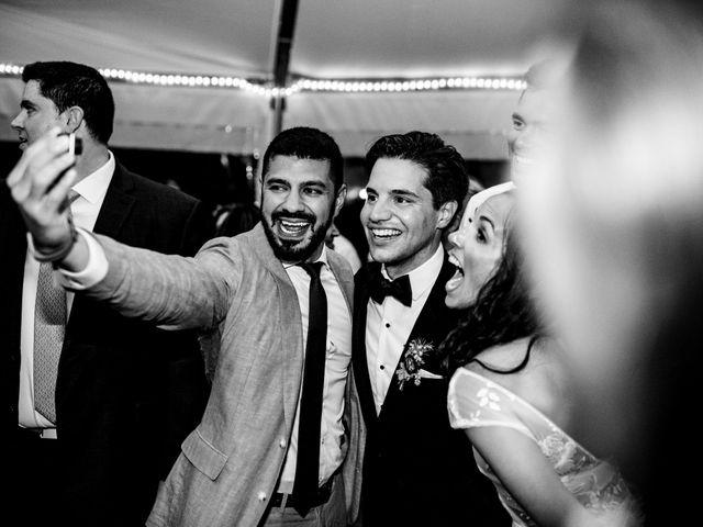 MaryBeth and Nick's Wedding in Newport, Rhode Island 34