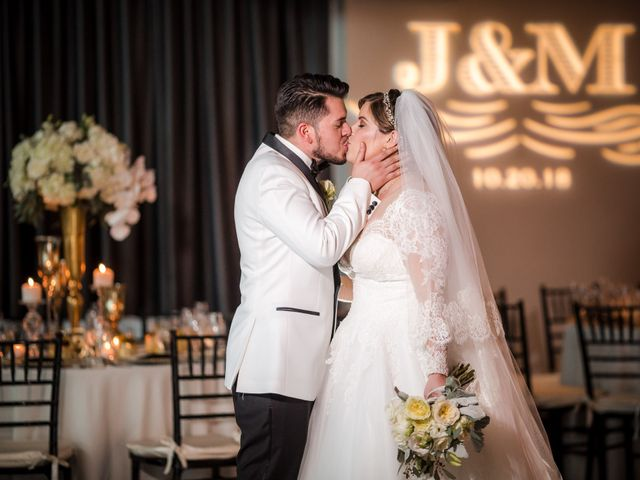 The wedding of Jenna and Manny