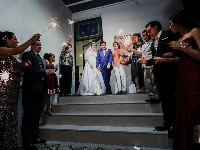 Cesar and Majo's Wedding in Mexico City, Mexico 18