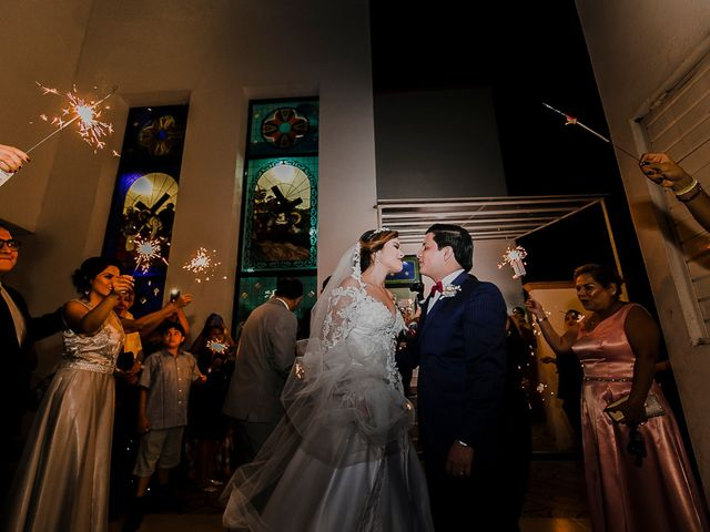Cesar and Majo's Wedding in Mexico City, Mexico 19