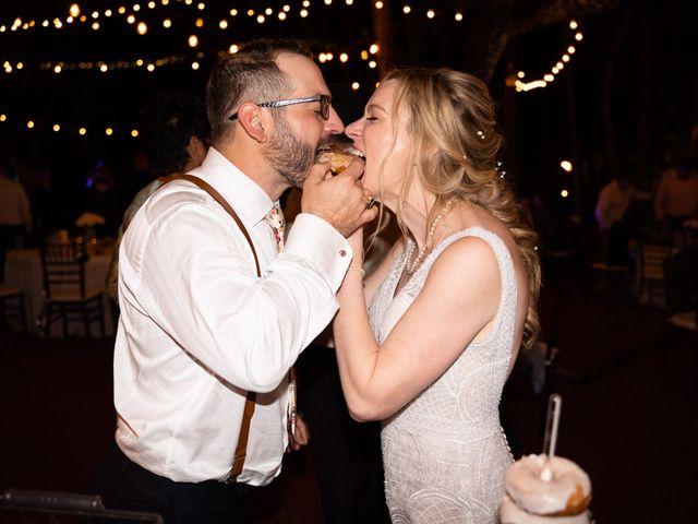 The wedding of Joe and Katie