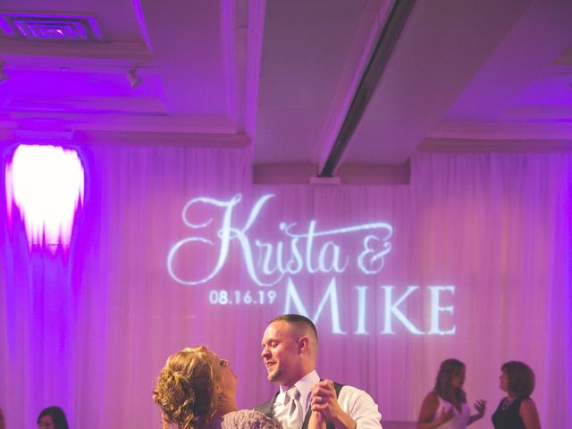 Krista and Mike's Wedding in Scotia, New York 5