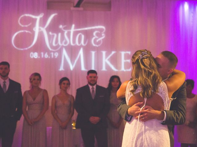 Krista and Mike's Wedding in Scotia, New York 7