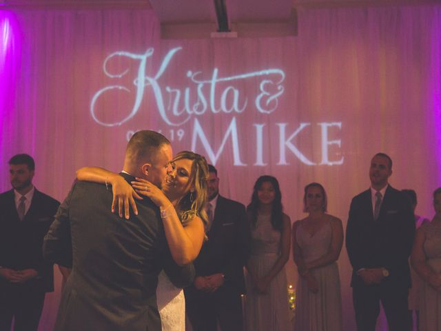 Krista and Mike's Wedding in Scotia, New York 8