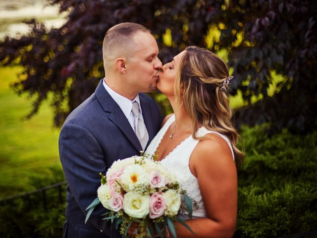 Krista and Mike's Wedding in Scotia, New York 15