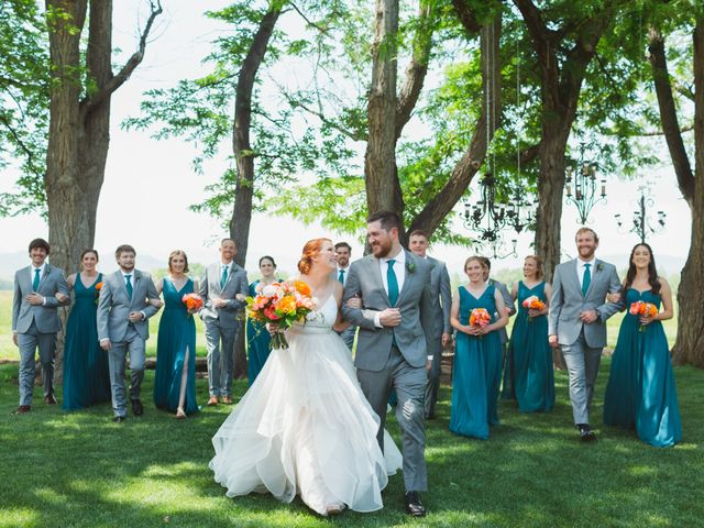 Tom and Emma's Wedding in Longmont, Colorado 4