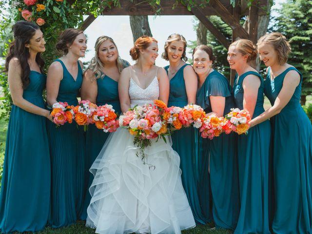 Tom and Emma's Wedding in Longmont, Colorado 8
