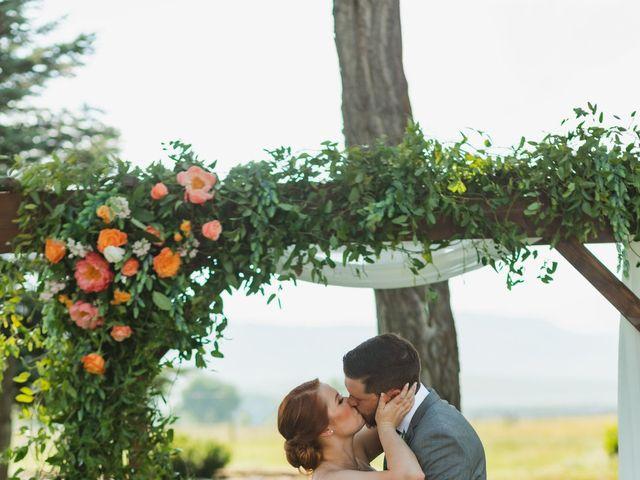 Tom and Emma's Wedding in Longmont, Colorado 12