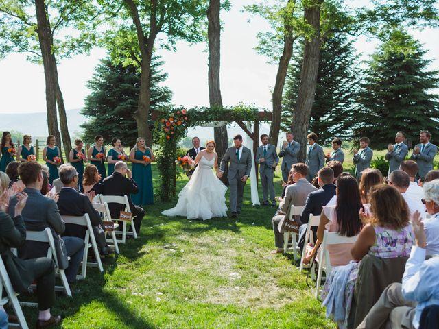 Tom and Emma's Wedding in Longmont, Colorado 13