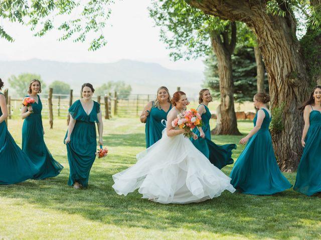 Tom and Emma's Wedding in Longmont, Colorado 2