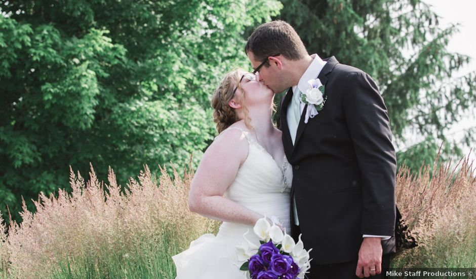 Trevor and Rachel's Wedding in Port Huron, Michigan