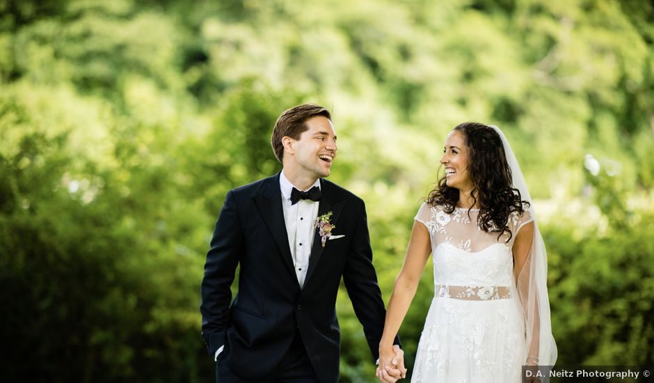 MaryBeth and Nick's Wedding in Newport, Rhode Island