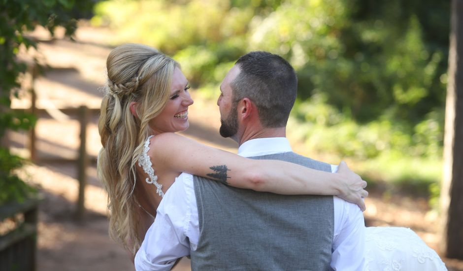 Andrew and Jordan's Wedding in Coloma, Wisconsin
