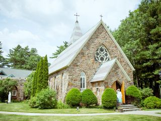 The wedding of Krystal and Matthew 1