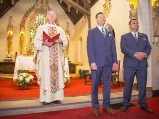 The wedding of Krystal and Matthew 2
