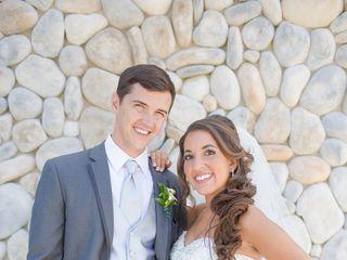 The wedding of Jack and Nika