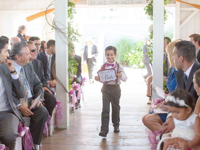 Nika and Jack's Wedding in Manahawkin, New Jersey 15