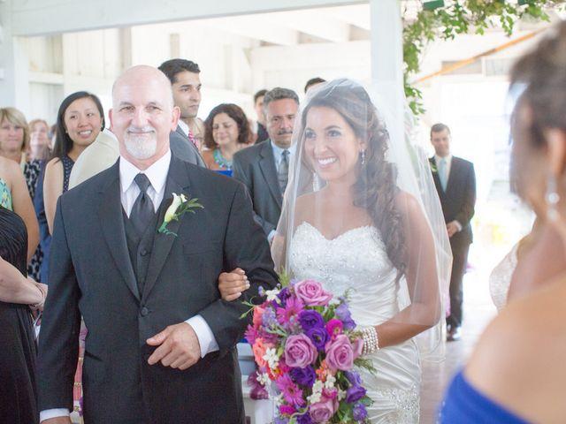 Nika and Jack's Wedding in Manahawkin, New Jersey 16