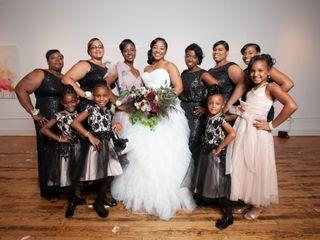 The wedding of Terrell and Patrina 2