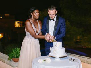 The wedding of Ami and Tino 1