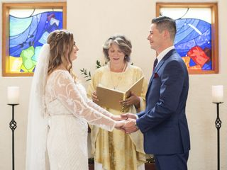 The wedding of Ashley and Warren 2