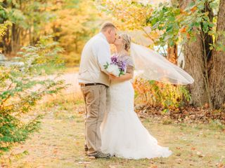 The wedding of Kassidy and Devin