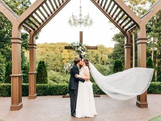 The wedding of Emily and Davis