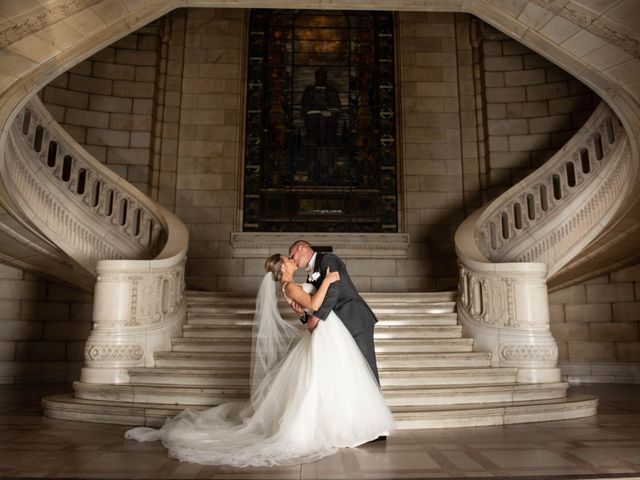 Aaron and Rachel's Wedding in Cleveland, Ohio 1