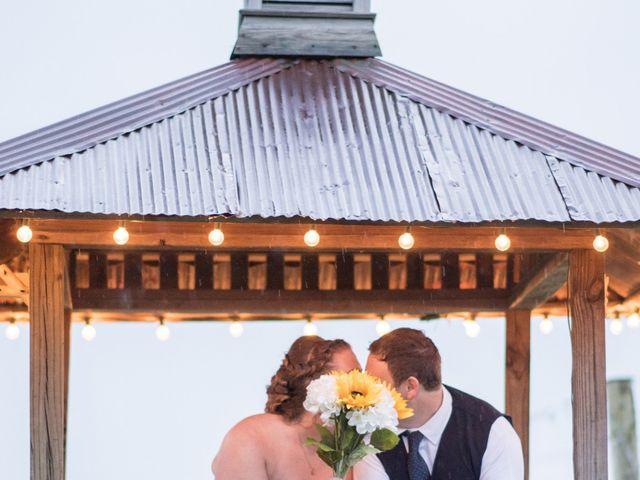 Katie and Ryan's Wedding in Shenandoah Junction, West Virginia 5