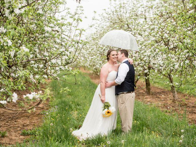 Katie and Ryan's Wedding in Shenandoah Junction, West Virginia 7