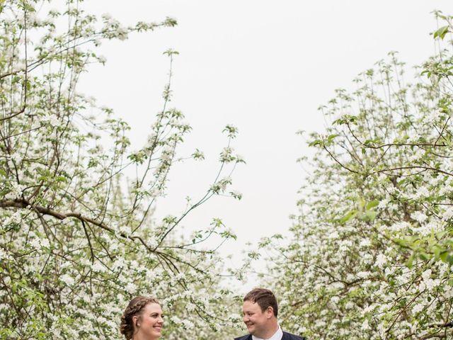 Katie and Ryan's Wedding in Shenandoah Junction, West Virginia 9