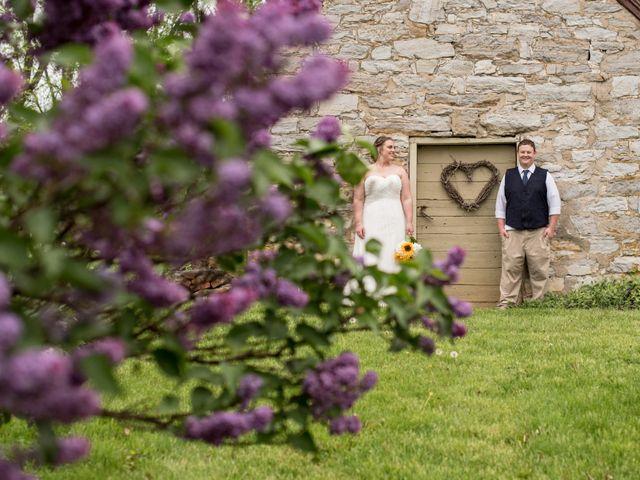 Katie and Ryan's Wedding in Shenandoah Junction, West Virginia 14