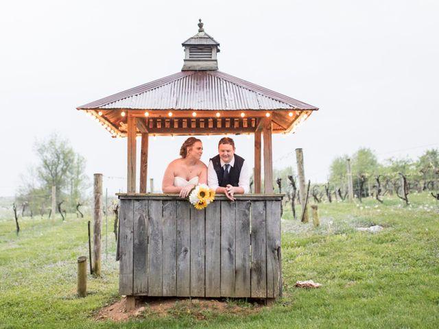 Katie and Ryan's Wedding in Shenandoah Junction, West Virginia 15