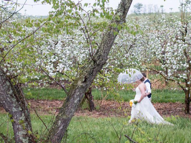 Katie and Ryan's Wedding in Shenandoah Junction, West Virginia 16