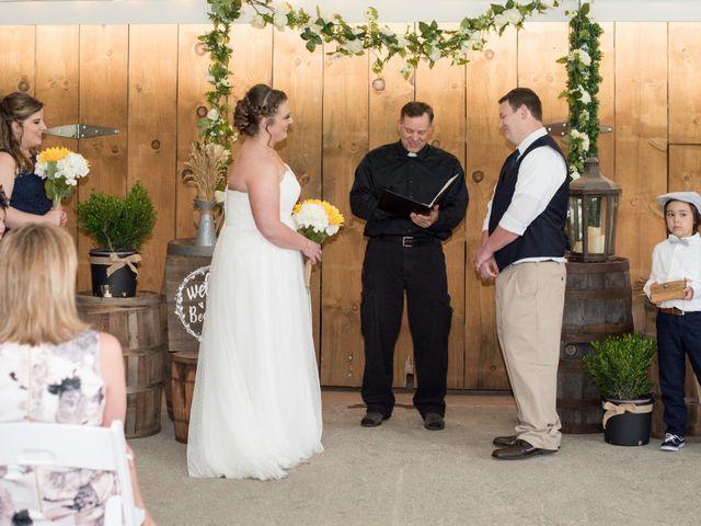 Katie and Ryan's Wedding in Shenandoah Junction, West Virginia 17