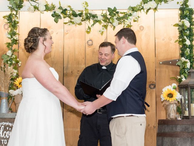 Katie and Ryan's Wedding in Shenandoah Junction, West Virginia 18