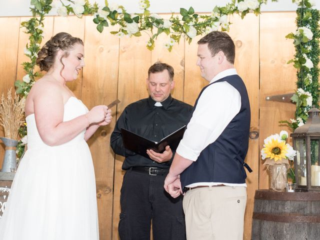 Katie and Ryan's Wedding in Shenandoah Junction, West Virginia 19