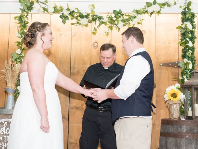 Katie and Ryan's Wedding in Shenandoah Junction, West Virginia 20