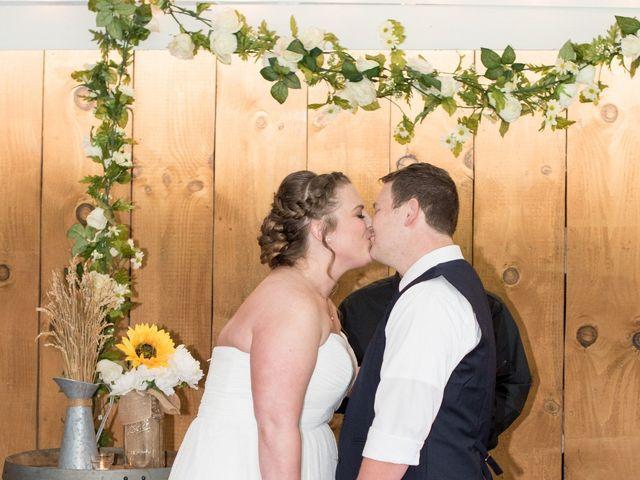 Katie and Ryan's Wedding in Shenandoah Junction, West Virginia 21