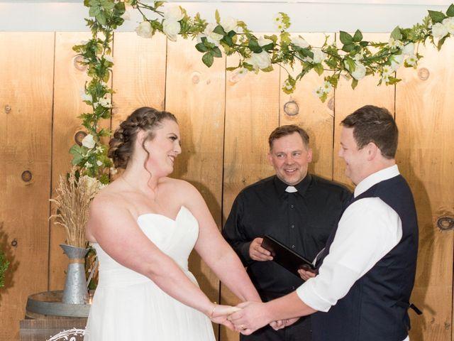 Katie and Ryan's Wedding in Shenandoah Junction, West Virginia 22