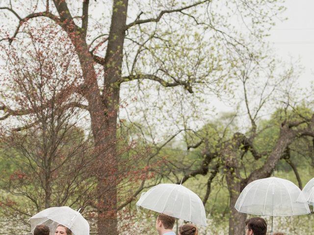 Katie and Ryan's Wedding in Shenandoah Junction, West Virginia 23