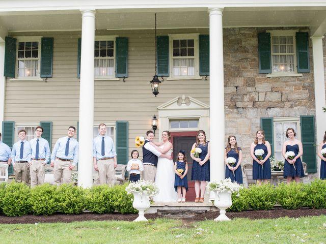 Katie and Ryan's Wedding in Shenandoah Junction, West Virginia 24