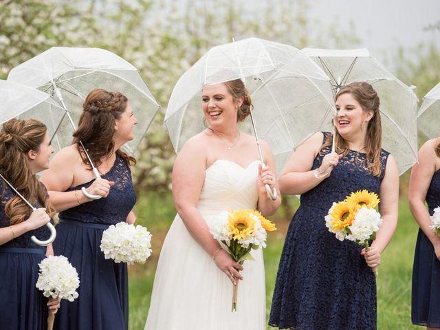 Katie and Ryan's Wedding in Shenandoah Junction, West Virginia 25