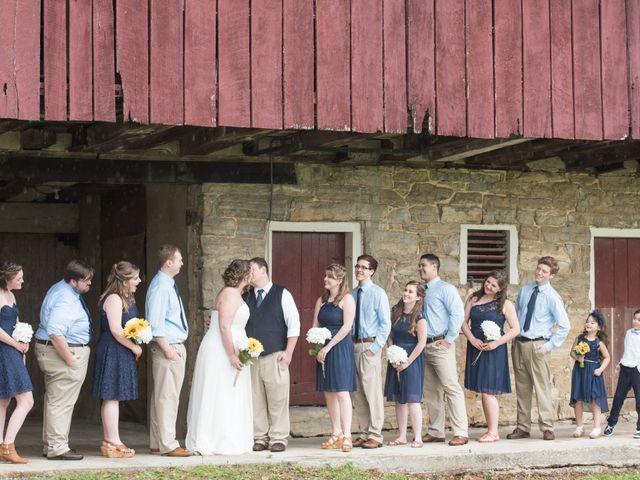 Katie and Ryan's Wedding in Shenandoah Junction, West Virginia 27