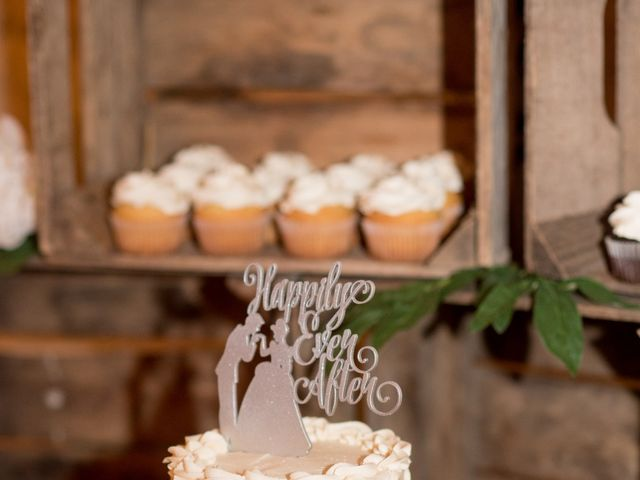 Katie and Ryan's Wedding in Shenandoah Junction, West Virginia 32