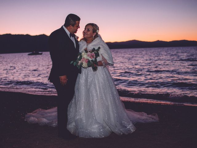 Andrew and Ruby's Wedding in South Lake Tahoe, California 1