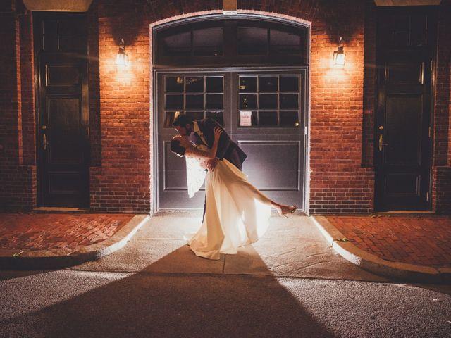 The wedding of Tara and Sam