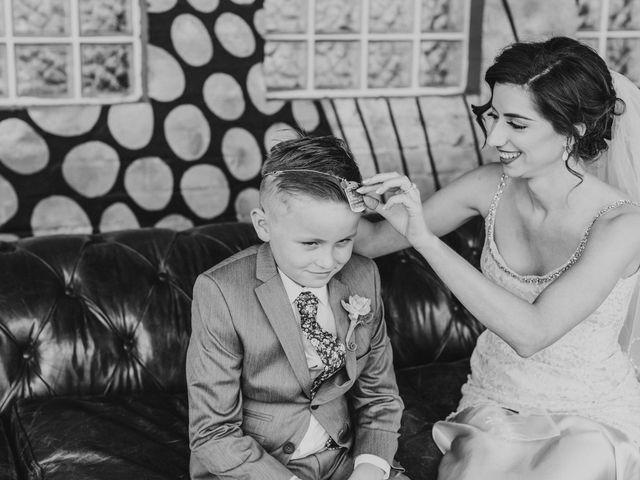Jared and Jessielyn's Wedding in Phoenix, Arizona 14