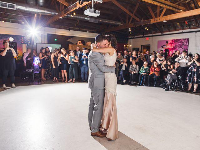 Jared and Jessielyn's Wedding in Phoenix, Arizona 35